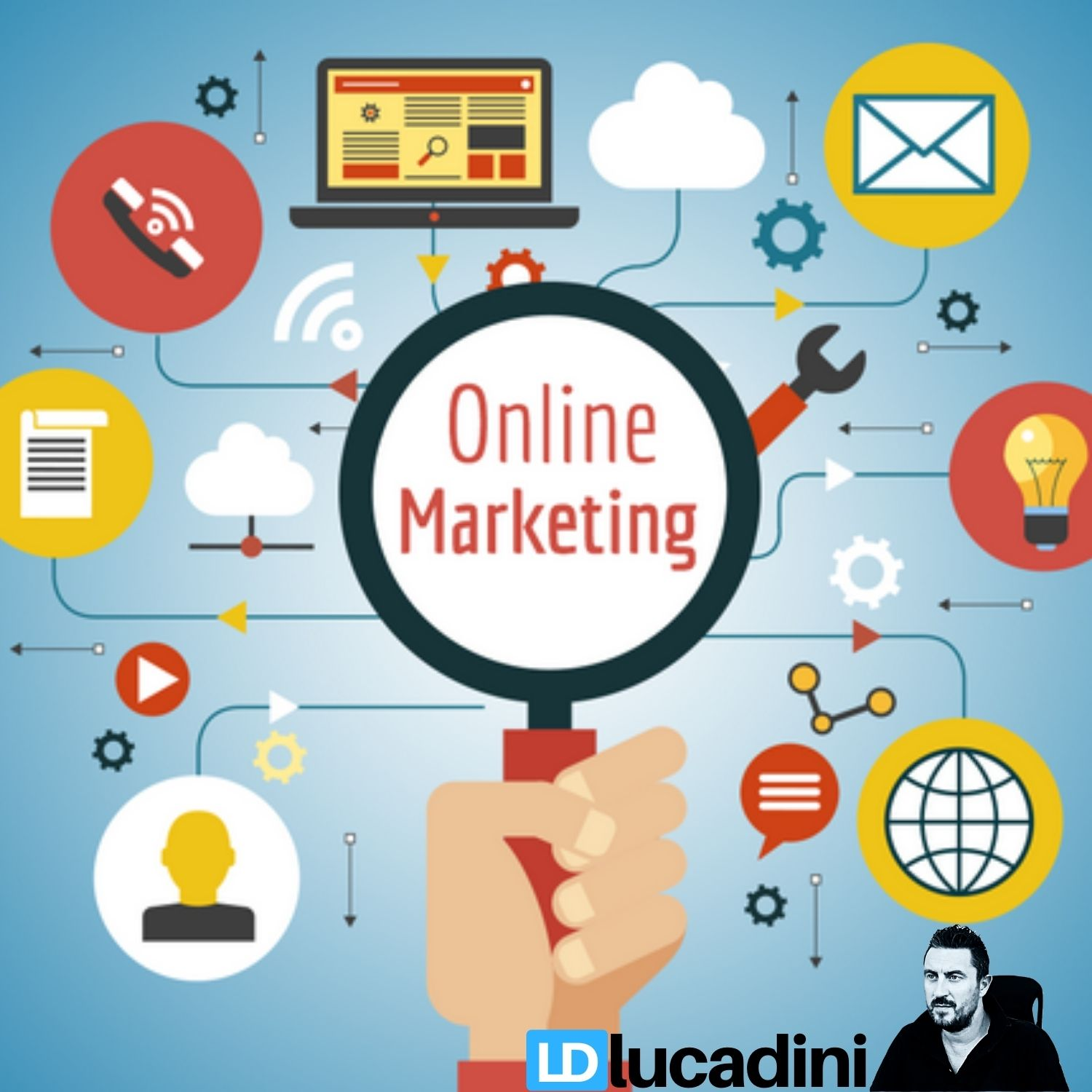 Web Marketing Manager 1 - Luca Dini